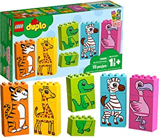 LEGO DUPLO My First Fun Puzzle 10885 Building Blocks, 2019 (15 Pieces)