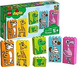 LEGO DUPLO My First Fun Puzzle 10885 Building Blocks, 2019 (15 Pieces)