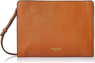 Oroton Women's Avalon Zip Top Crossbody Bag