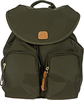 Bric's Women's X-Bag/x-Travel 2.0 City Backpack Piccolo, Olive, One Size