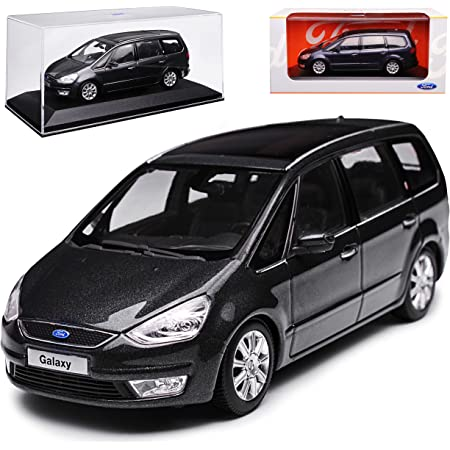 Norev 270539 Ford Galaxy Blau Metallic 2015 Maßstab 1 43 Spielzeug
