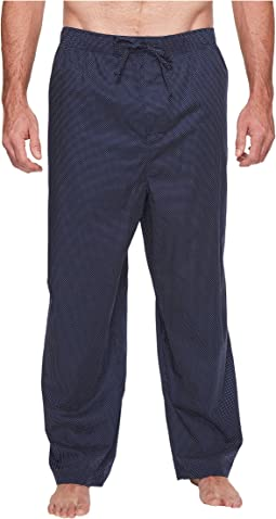 Nautica Big & Tall - Big & Tall Mediterranean Dot Sleep Pants