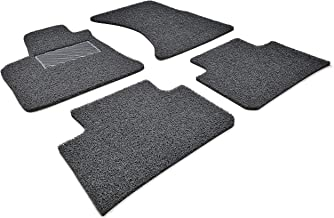 Autotech Zone Heavy Duty Custom Fit Car Floor Mat for 2016-2019 Honda HR-V SUV, All Weather Protector 4 Pieces Set (Black)