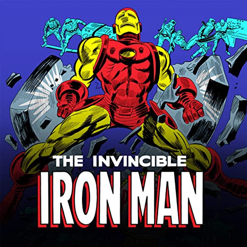 Iron Man (1968-1996) (Collections) (25 Book Series)
