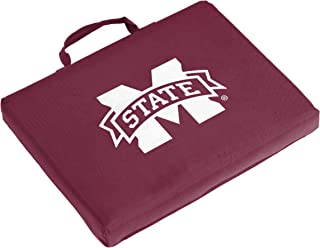 Collegiate Foam Padded Bleacher Cushion with carry handle