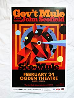 gov t mule poster