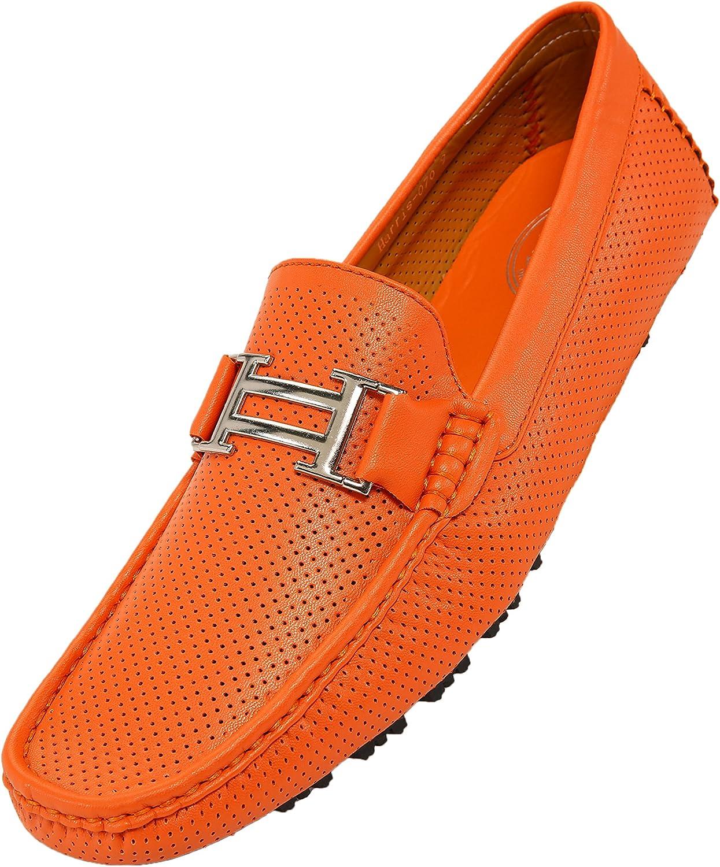 Amali Driver - Men's Driving Moccasins Mens Loafer Slip – On Moc Special sale item 2021 spring and summer new