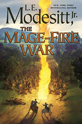The Mage-Fire War (Saga of Recluce Book 21) (English Edition)