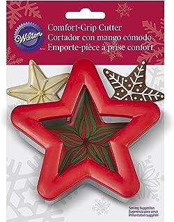Wilton Holiday Comfort Grip Star