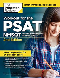 Workout for the PSAT/NMSQT, 2nd Edition (College Test Preparation)