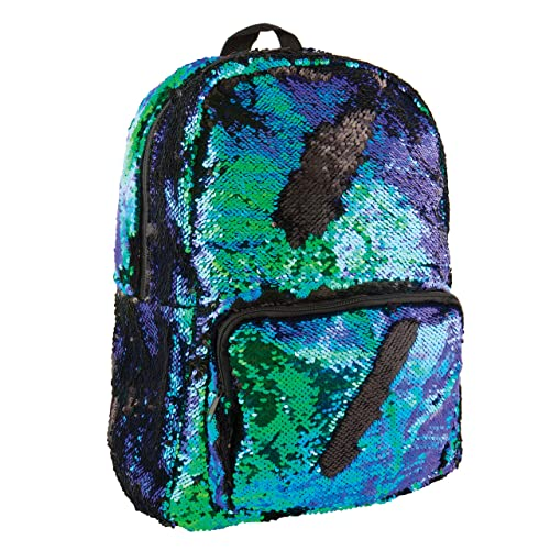 02cfdf073d8 Lab by Fashion Angels Magic Sequin Backpack - Mermaid Black