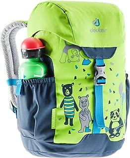Deuter Schmusebar Kid's Backpack, Kiwi/Arctic