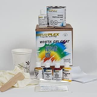 White Gelcoat Repair Kit