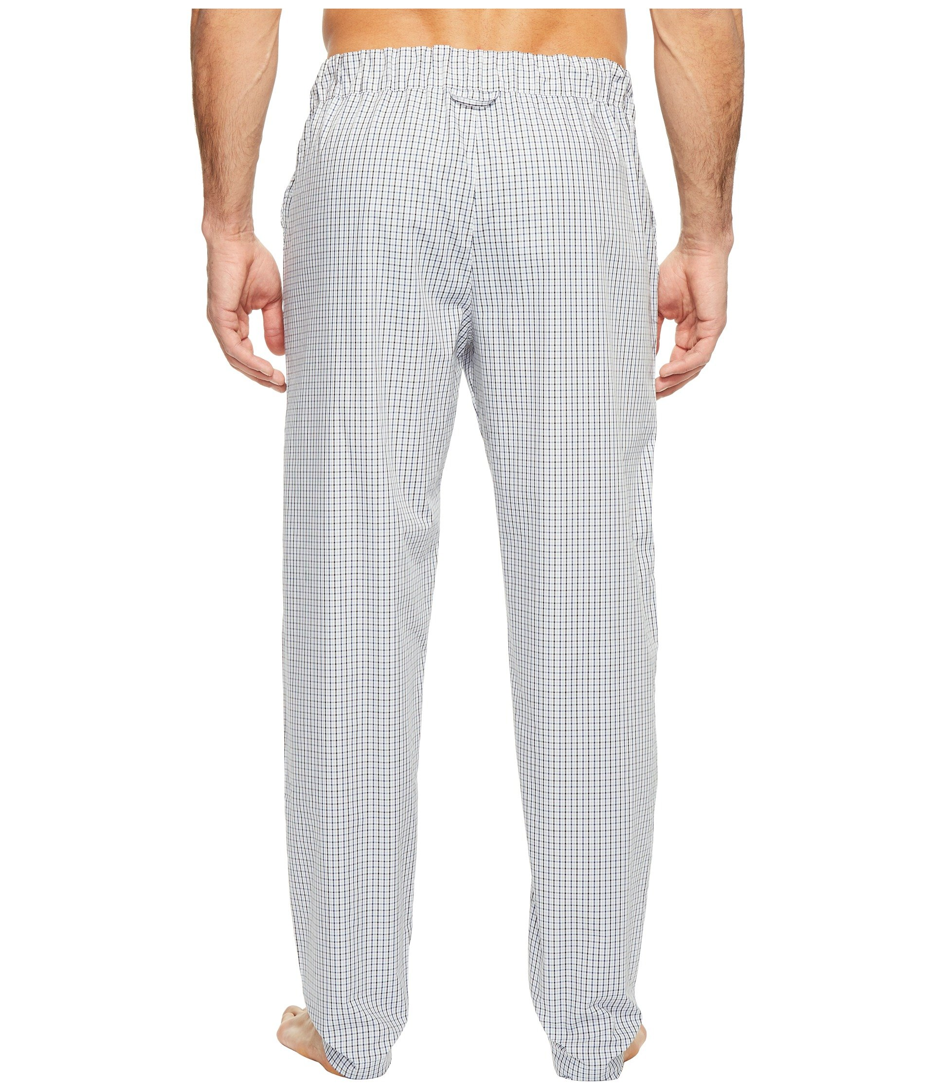Night Hanro Pants Woven Check Lounge And Shaded Day pqd7xfwAq