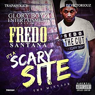 It's a Scary Site (Hosted by Trapaholics & DJ Victoriouz) [Explicit]