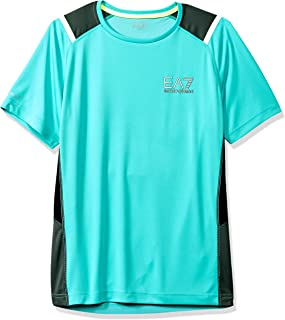 Emporio Armani EA7 Men's Training Performance & Stylite Ventus7 Top Perf. Ss Tee