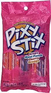 Wonka Pixy Stix, Assorted Flavors 3.2 oz