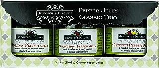 Jennifer's Kitchen Classic Pepper Jelly Trio