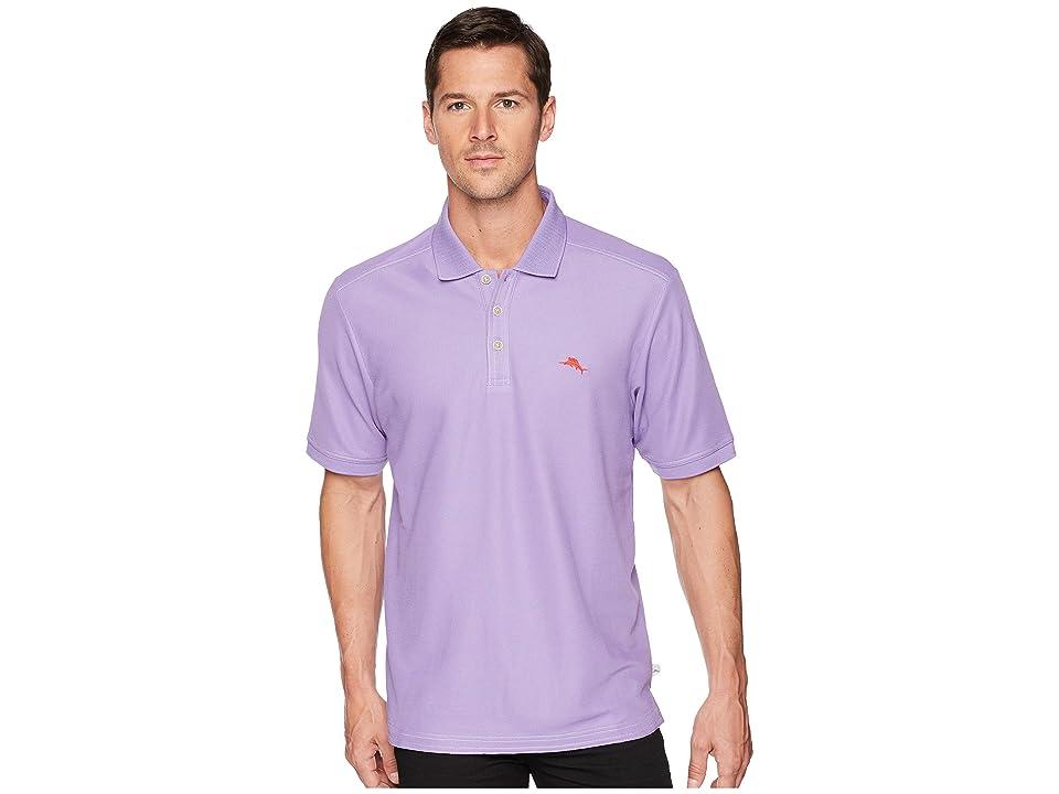Tommy Bahama The Emfielder Polo Shirt (Spring Lavender) Men