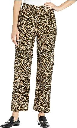 Gehu Leopard Corduroy