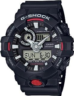 [カシオ] 腕時計 ジーショック G-SHOCK GA-700-1AJF ブラック