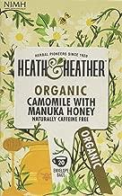 Organic Camomile & Manuka Honey (20 Teabags) (1.4 ounce)