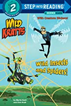 Wild Insects And Spiders! (Wild Kratts) Step Into Reading Lvl 2 (Step Into Reading Level 2)