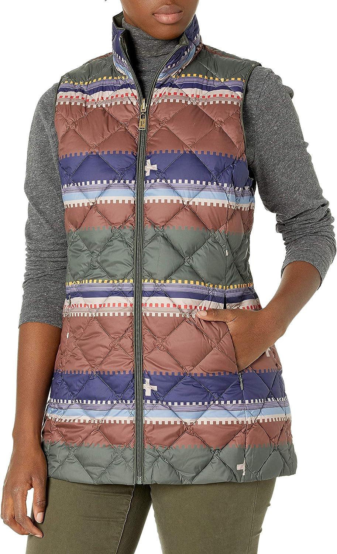 Pendleton Women's Bridger Quilt Vest