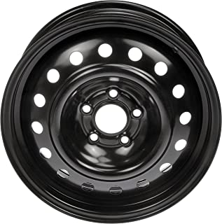 Dorman 939-189 Gray Wheel with Painted Finish (19.5 x 6. inches /8 x 170 mm, 136 mm Offset)