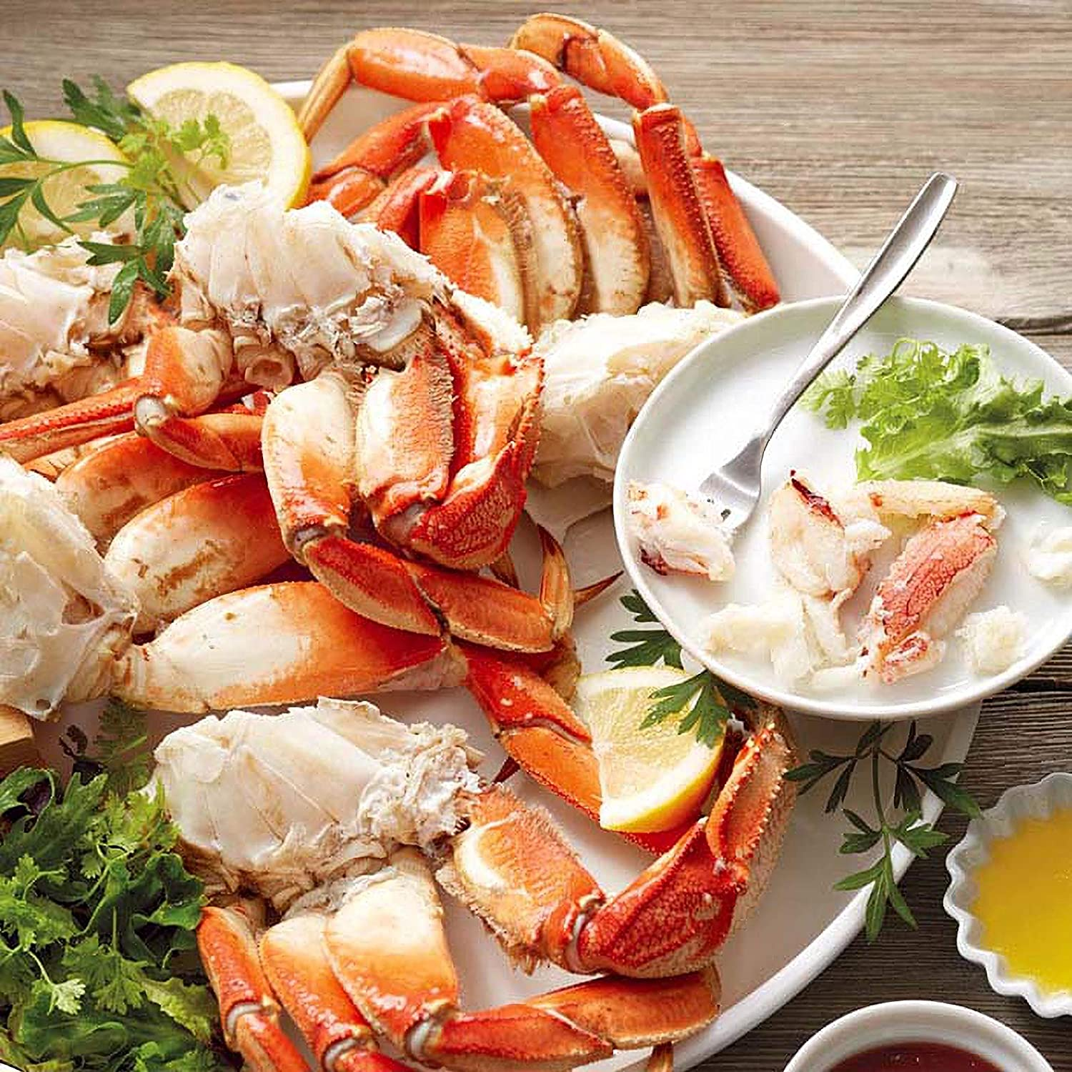 Northwest Dungeness Crab lbs 2021new shipping free shipping 2 Clusters In a popularity