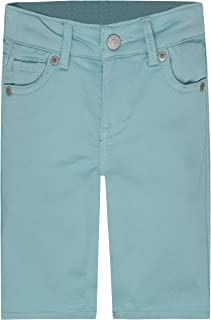 Levi's Girls' Super Soft Denim Bermuda Shorts
