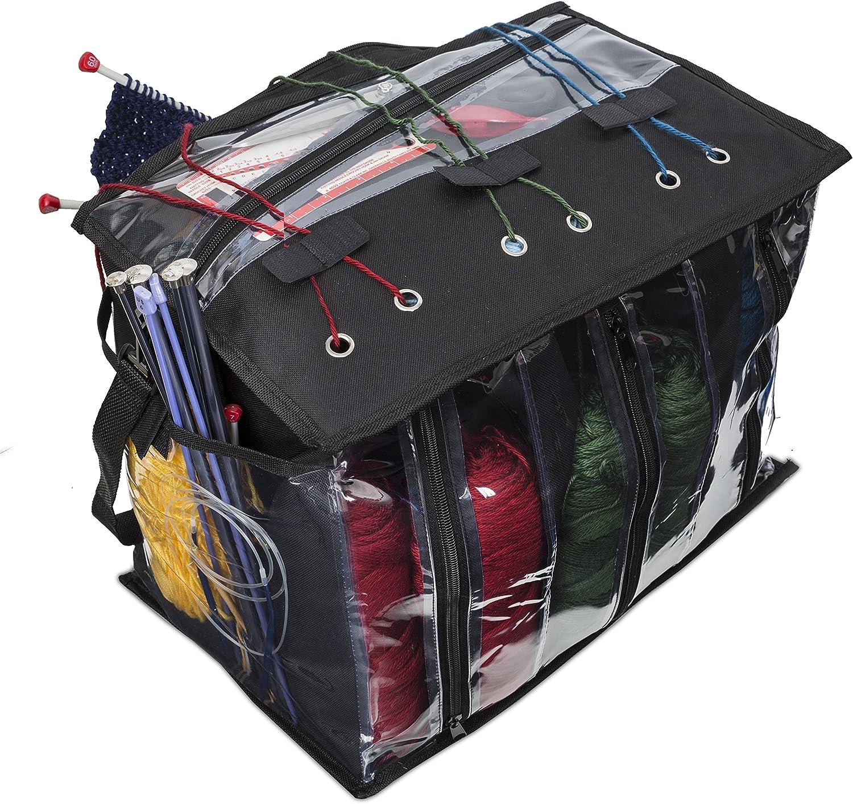 Knitting Organizer By Besti: Yarn Portable Soldering Bag Storage Nashville-Davidson Mall