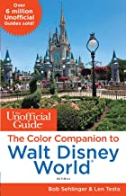 The Unofficial Guide: The Color Companion to Walt Disney World (The Unofficial Guide The Color Companion)