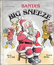 Santa's Big Sneeze