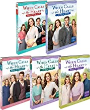 When Calls the Heart: Hallmark Channel Series 5 Movie DVD Collection
