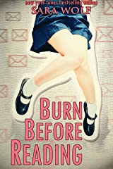 Burn Before Reading Kindle Edition