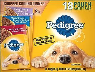 کیف شجره خرد شده مخصوص غذای سگ بزرگسالان ، 3.5 اونس.