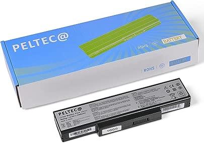 PELTEC Premium Notebook Laptop Akku 4400mAh f r ASUS A72 K72 N73 X72 X67 X-67 X8C X-8C X73b X73BE ersetzt Asus 70-NX01B1000Z 70-NXH1B1000Z 70-NZY1B1000Z 0-NZYB1000Z A32-K72 A32-N71 Schätzpreis : 23,95 €