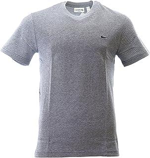 Men's Caviar Pique Crew Neck T-Shirt Navy Blue/Cliff