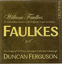 2 Mélodies, Op. 3: No. 1 in F Major (Arr. W. Faulkes for Organ)