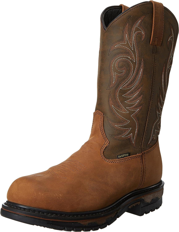 Laredo Men's Hammer Work Boot