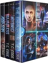 The Enhanced Series Box Set (Books 1-4)