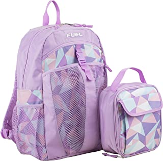 pineapple backpack and lunch box