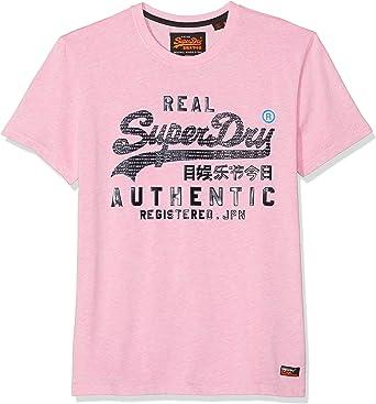 Superdry Men's Vintage Authentic Pastel Tee T-Shirt