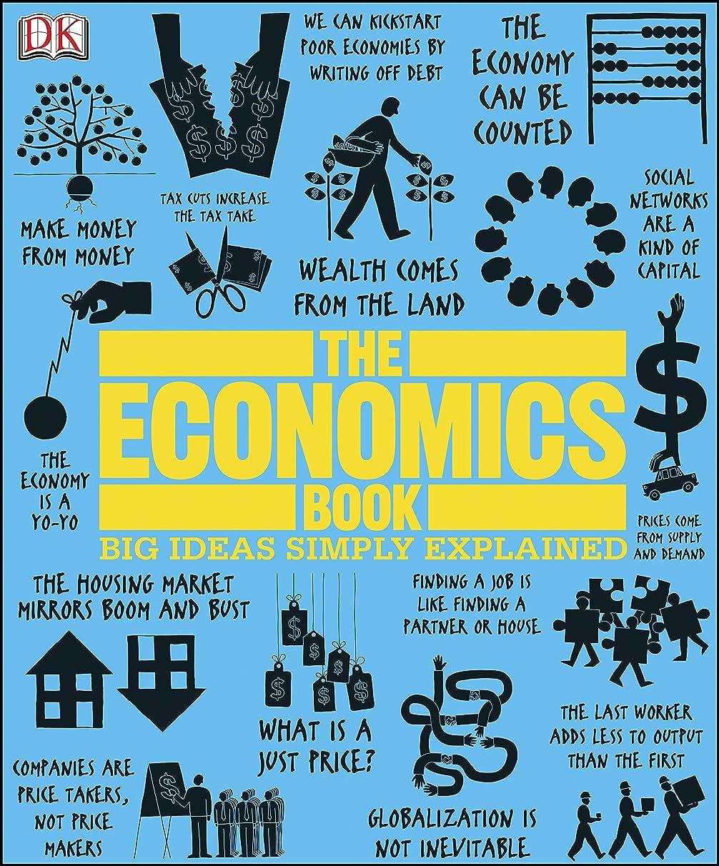 限定有効化まだらThe Economics Book (Big Ideas) (English Edition)