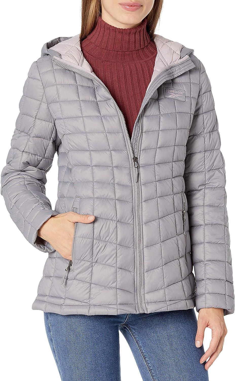 Reebok womens 2021 Glacier Shield Jacket Now free shipping