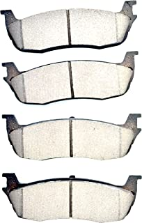 Performance Friction Corporation 702.20 Carbon Metallic Brake Pads