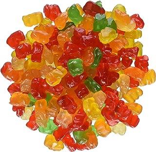 Ferrara Tiny Gummy Bears Candy, 5 Pound Bulk Candy Bag
