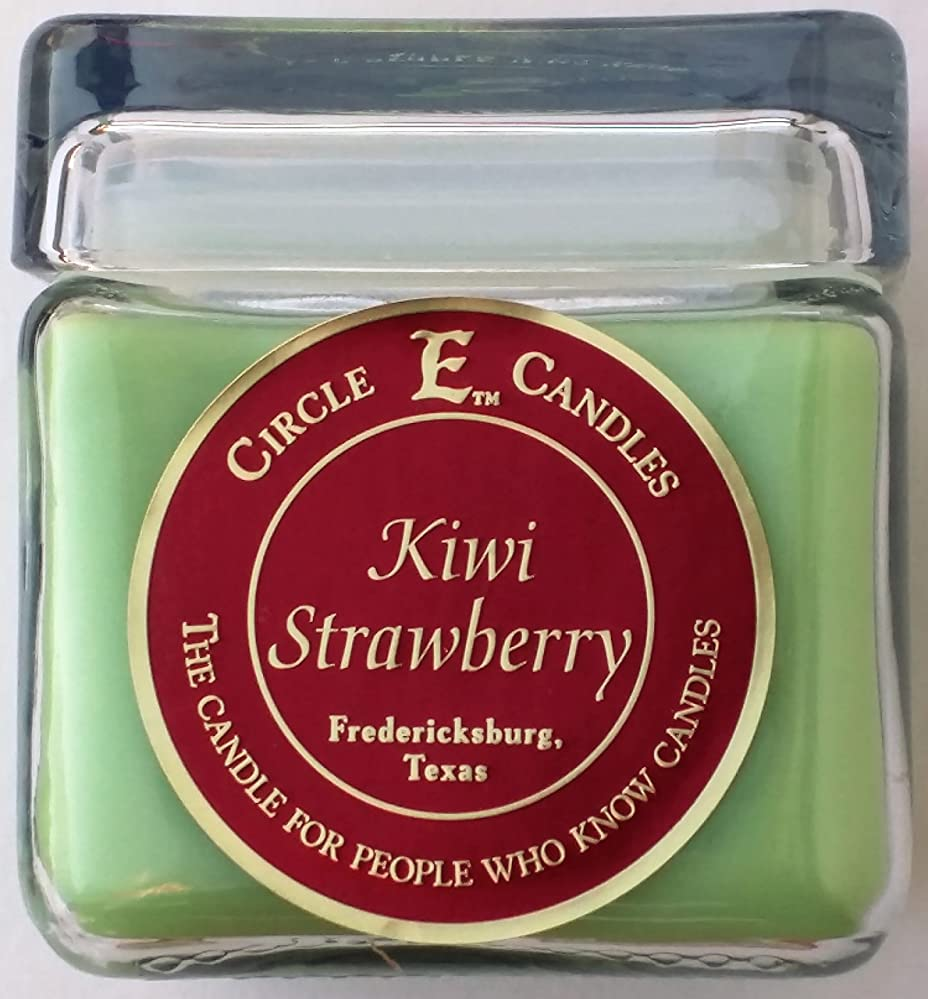 排泄する暴徒説教28oz円E Kiwi Strawberry Candle