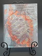 Human Anatomy & Physiology Lab Manual Third Edition BIOL 2401/2402
